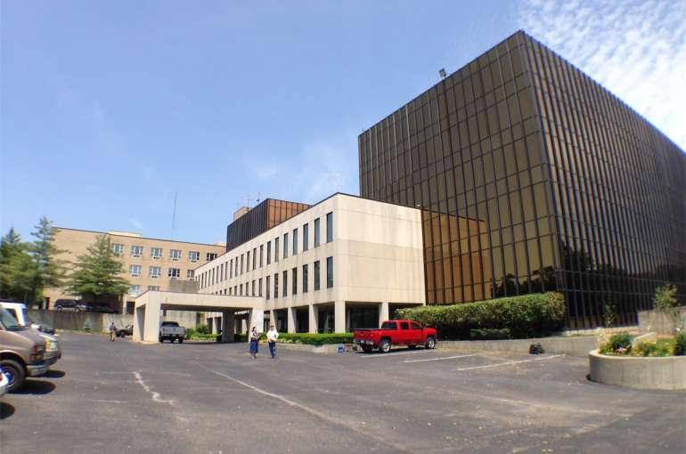 Former Nashville Memorial Hospital